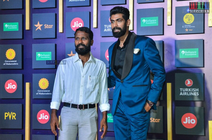 Vetrimaaran At The Closing Ceremony Of 21st 'Jio Mami Film Festival 2019'