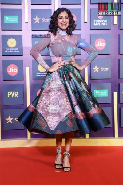 Kubbra Sait At The Closing Ceremony Of 21st 'Jio Mami Film Festival 2019'