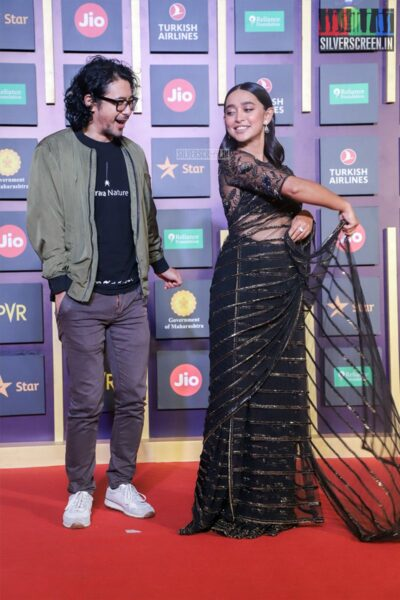 Sayani Gupta At The Closing Ceremony Of 21st 'Jio Mami Film Festival 2019'