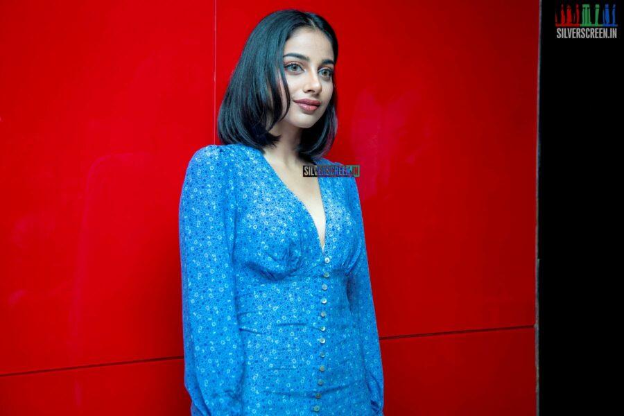 Banita Sandhu At The 'Aditya Varma' Audio Launch