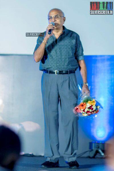 Celebrities At The 'Adithya Varma' Audio Launch