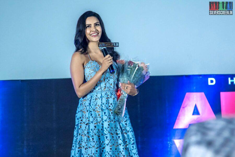 Priya Anand At The 'Aditya Varma' Audio Launch