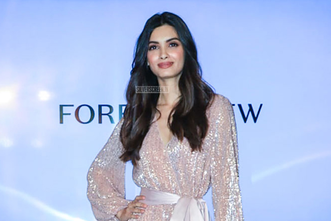 Diana Penty At The Launch Of Forevermark's Autumn Collections
