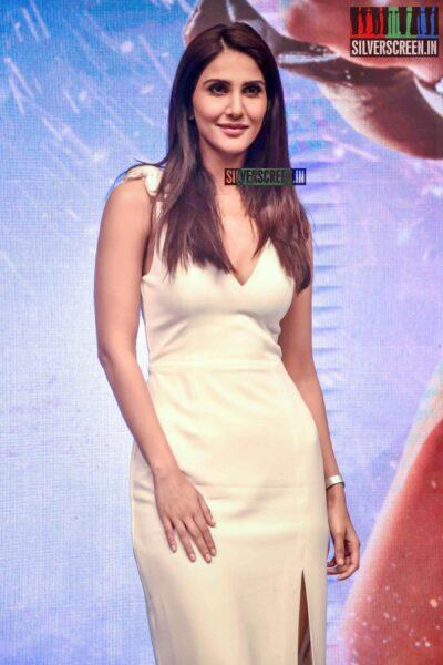 Vaani Kapoor At The 'War' Success Meet