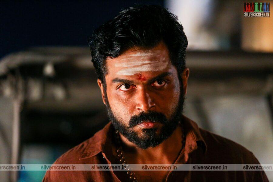 Kaithi Movie Stills Starring Karthi