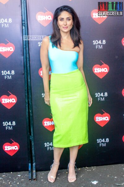 Kareena Kapoor Promotes 'What Women Wants' On The Sets Of Ishq 104.8 FM