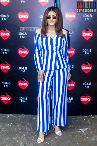 Raveena Tandon Promotes 'What Women Wants' On The Sets Of Ishq 104.8 FM