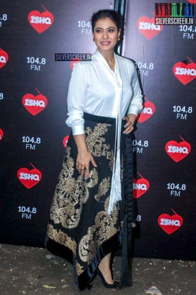 Kajol Promotes 'What Women Wants' On The Sets Of Ishq 104.8 FM