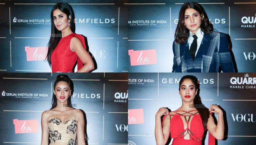 Katrina Kaif, Anushka Sharma, Radhika Apte At The 'Vogue Women Of The Year Awards'