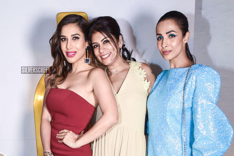 Malaika Arora, Sophie Choudry At The Launch Of Jimmy Choo's New Monogram JC And Autumn Winter19 collection