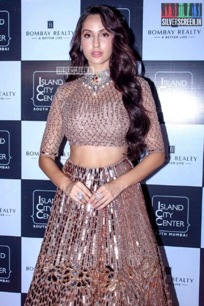 Nora Fatehi At The 'Bombay Times Fashion Week 2019'
