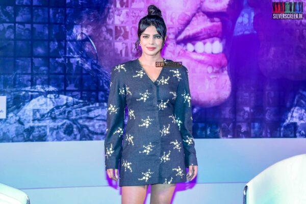 Priyanka Chopra Promotes 'The Sky Is Pink' In Bandra