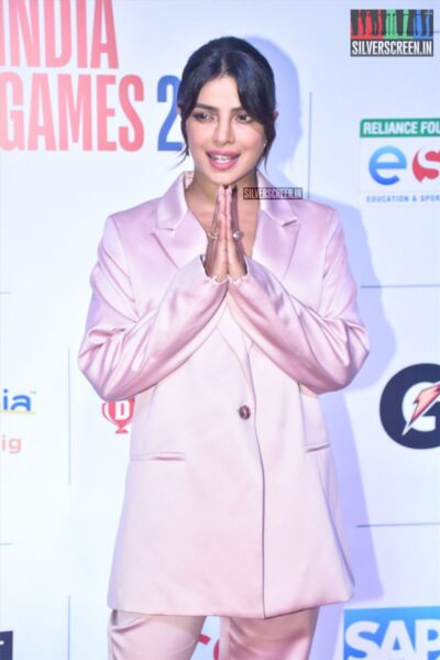 Priyanka Chopra At The 'NBA India Games 2019' Event
