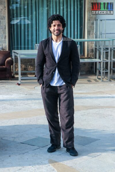 Farhan Akhtar Promotes 'The Sky Is Pink'