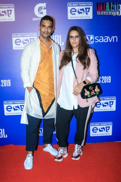 Celebrities At The 'NBA India Games 2019' - Day 2