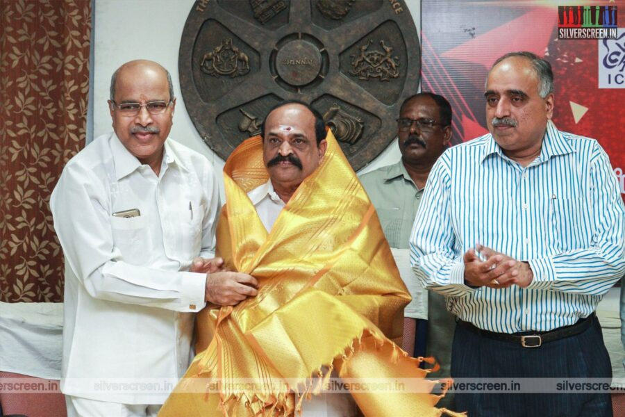 '17th Chennai International Film Festival' Poster Launch Photos
