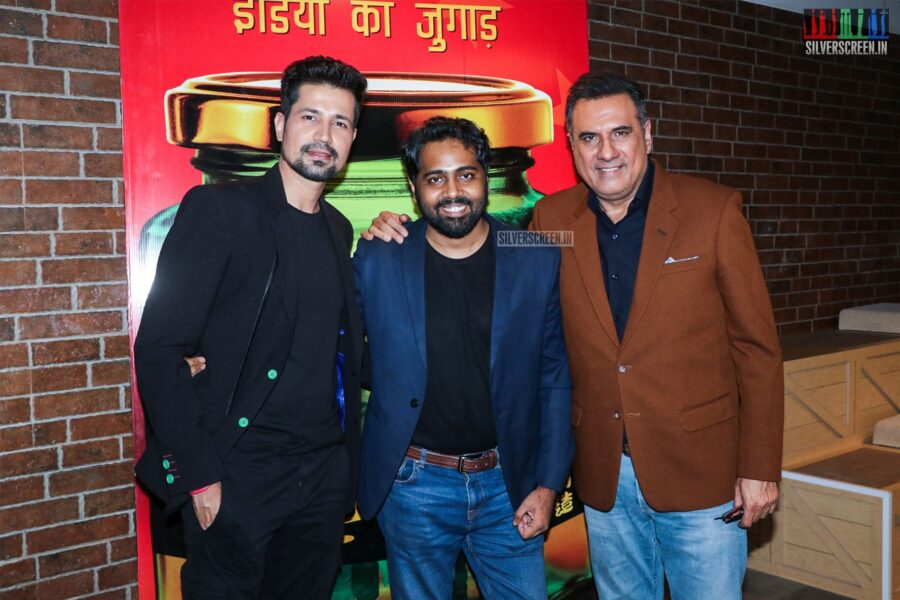 Boman Irani Promotes 'Made In China'