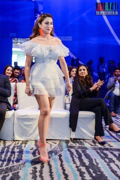 Sara Ali Khan At The 'IIFA Awards' Press Meet