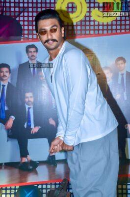 Ranveer Singh At The '83' Wrap Up
