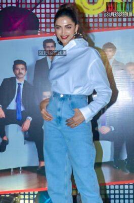 Deepika Padukone At The '83' Wrap Up