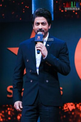 Shah Rukh Khan At The 'TED Talks India - Nayi Baat' press meet