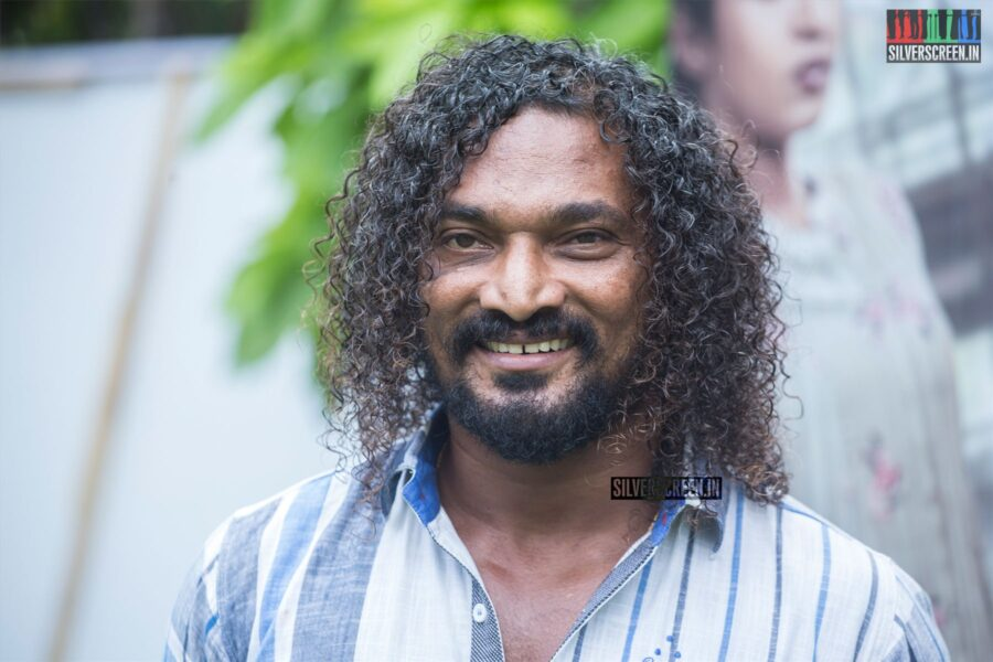Stunty Silva At The 'Aruvam' Press Meet