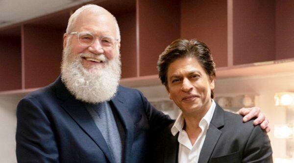David Letterman, SRK