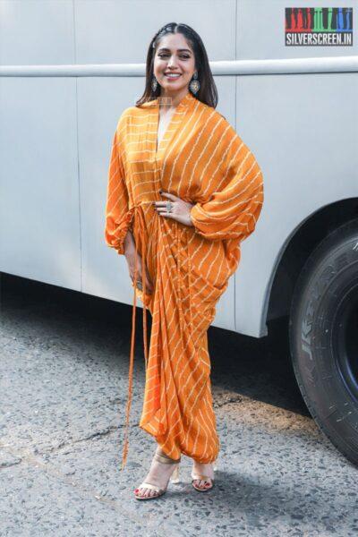 Bhumi Pednekar Promotes 'Saand Ki Aankh'