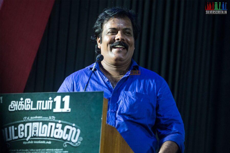 Munishkanth At The 'Petromax' Press Meet