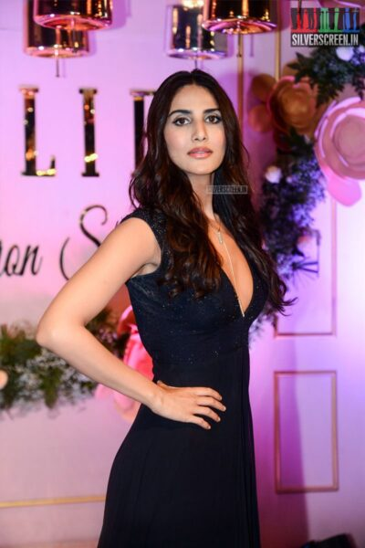 Vaani Kapoor At The Launch Of Gypsophila Collection At Julie Shah's Designer Store