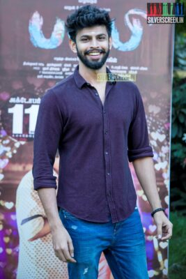 Varun At The 'Puppy' Press Meet