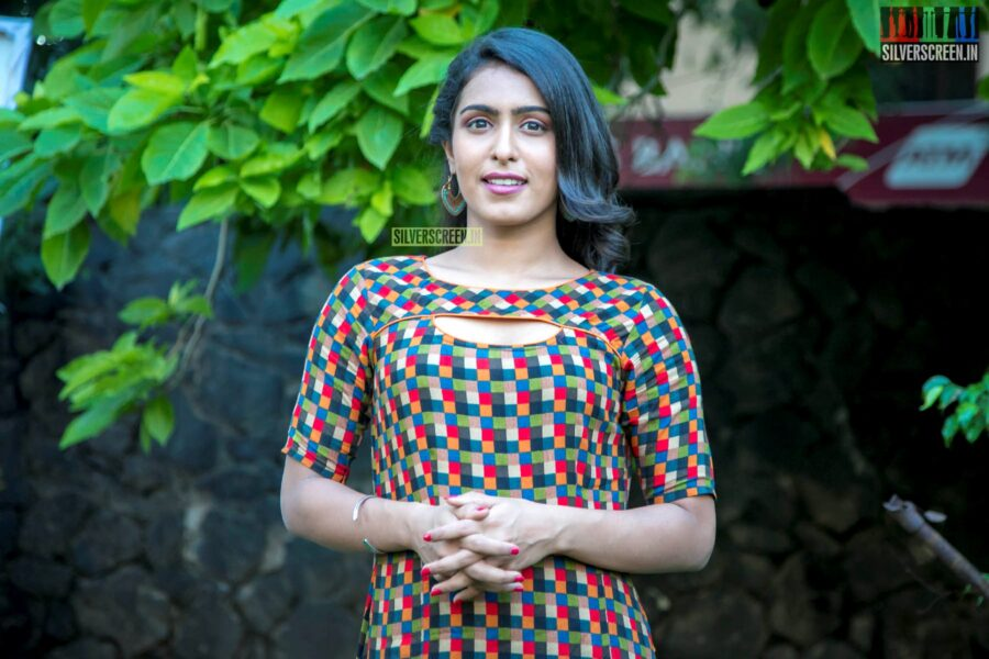 Samyuktha Hegde At The 'Puppy' Press Meet