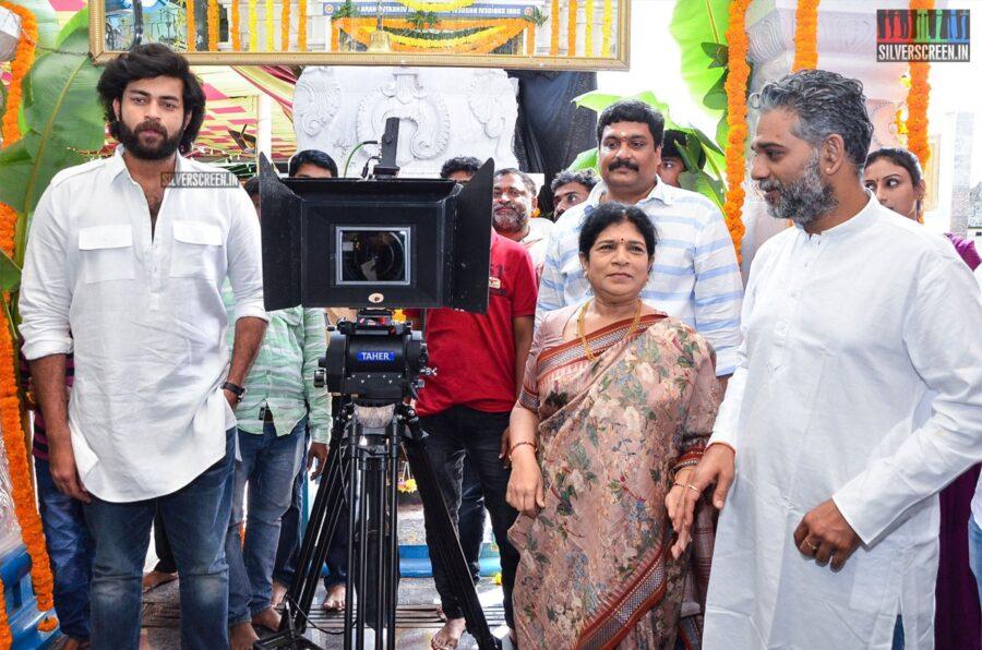 Varun Tej At 'VT 10' Movie Launch