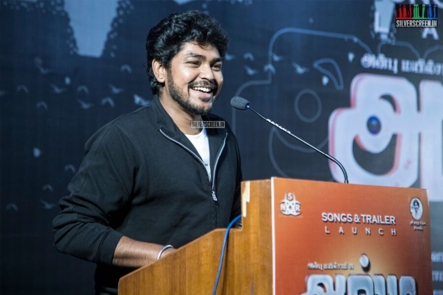Celebrities At The 'Alti' Audio Launch