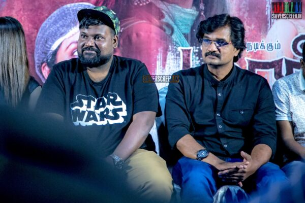 Celebrities At The 'Market Raja MBBS' Press Meet
