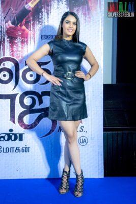 Kavya Thappar At The 'Market Raja MBBS' Press Meet