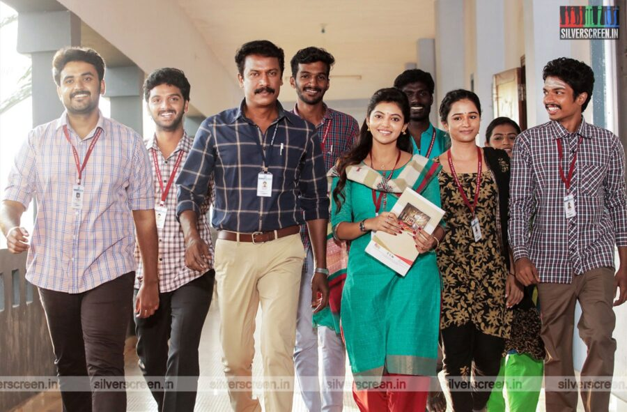 Adutha Saattai Movie Stills Starring Samuthirakani