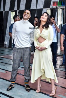 Akshay Kumar, Kareena Kapoor At The 'Good Newwz' Trailer Launch