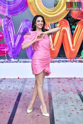 Kriti Kharbanda At The 'Good Newwz' Trailer Launch