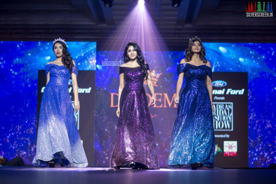 Dayana Erappa At The 'Madras Bridal Fashion Show - Edition 4'