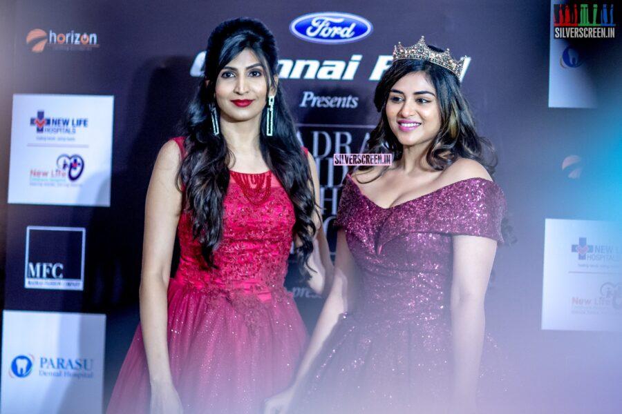 Indhuja Ravichandran At The 'Madras Bridal Fashion Show - Edition 4'