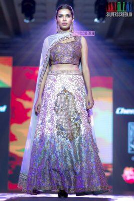 Models At The 'Madras Bridal Fashion Show - Edition 4'