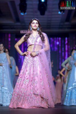 Sai Dhansik At The 'Madras Bridal Fashion Show - Edition 4'