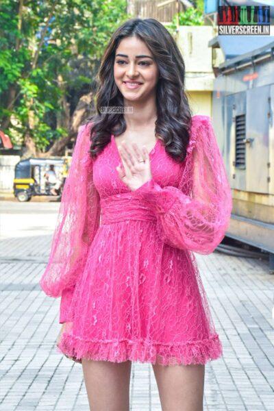 Ananya Panday Promotes 'Pati Patni Aur Woh'