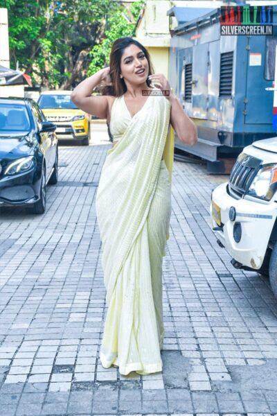 Bhumi Pednekar Promotes 'Pati Patni Aur Woh'