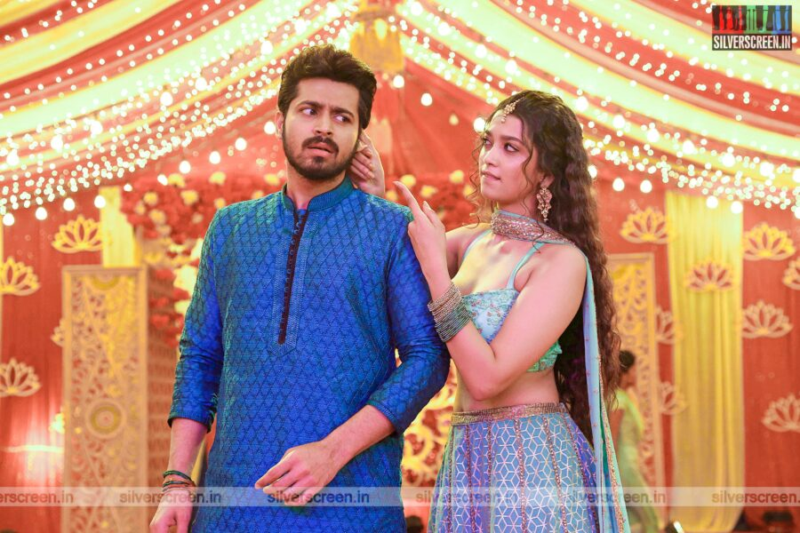 Dhanusu Raasi Neyargalae Movie Stills Starring Harish Kalyan