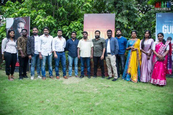 Celebrities At The 'Irandam Ulagaporin Kadaisi Gundu' Audio Launch
