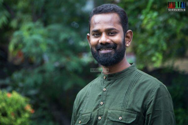 Ramesh Thilak At The 'Irandam Ulagaporin Kadaisi Gundu' Audio Launch