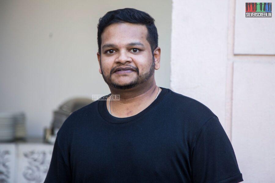 M Ghibran At The 'Dhanusu Raasi Neyargalae' Audio Launch