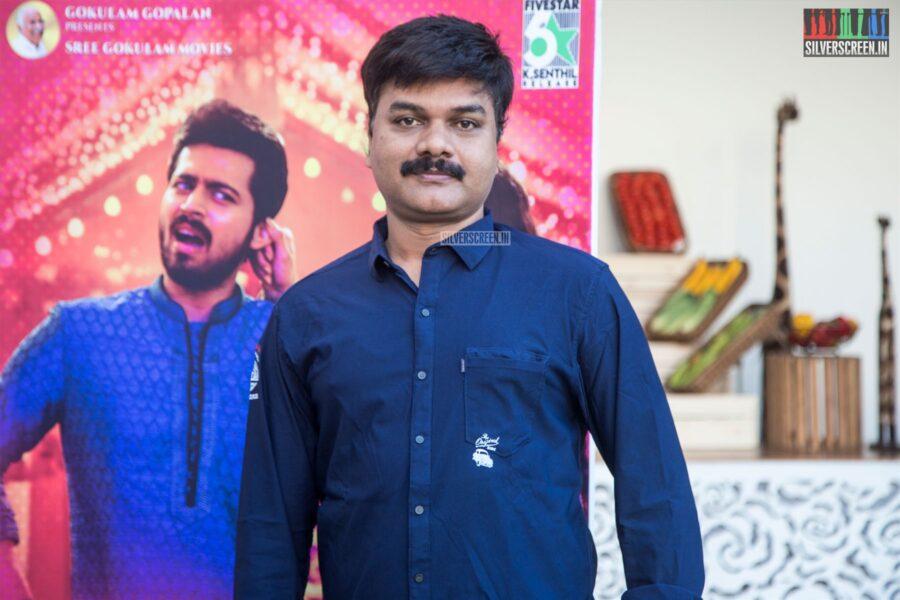 Vivega At The 'Dhanusu Raasi Neyargalae' Audio Launch
